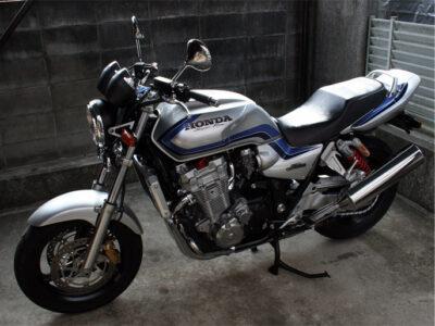 CB1300SF SC40 2001年後期モデルをバイク買取
